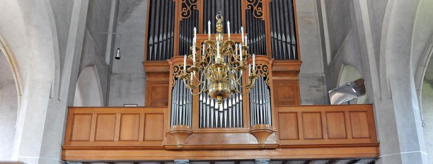 orgel lambertikerk