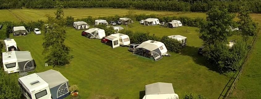Camping hoog